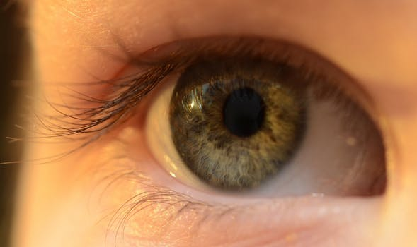 Contact Lenses - Beautiful Eyes.