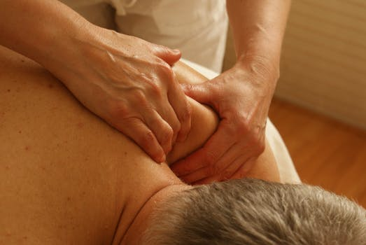 Deep Tissue Massage - Release Those Knots!!