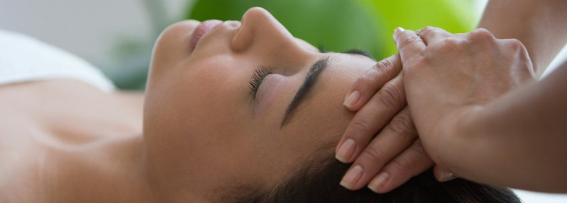 Facial Massage - Face and Scalp Massage